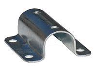 Bearing bracket outer medium (steel)