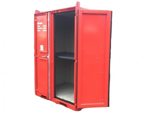 6' HC mini offshore container