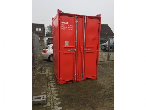 MF0001 6' offshore container