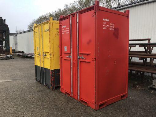 OFC60001 6' HC mini offshore container