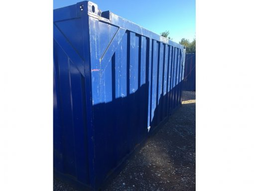 20' offshore used, DNV certified