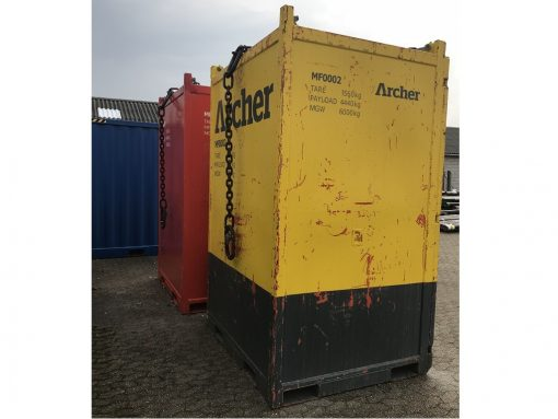 OFC60002 6' HC mini offshore container