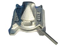 Bottom transversal Twistlock 55