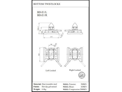TWI25231-Twistlock-tegning