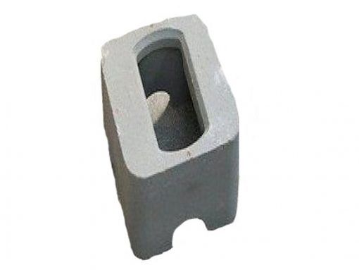 Height adapter/Raised ISO Foundation - Specialcontainer.dk