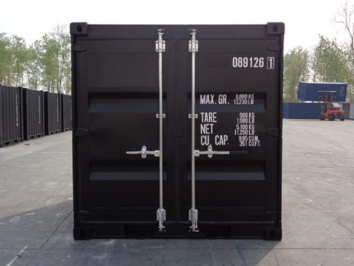 8' container sort
