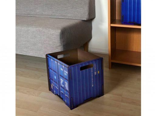 Papirkurv container