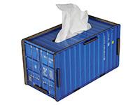 Papirserviet boks container