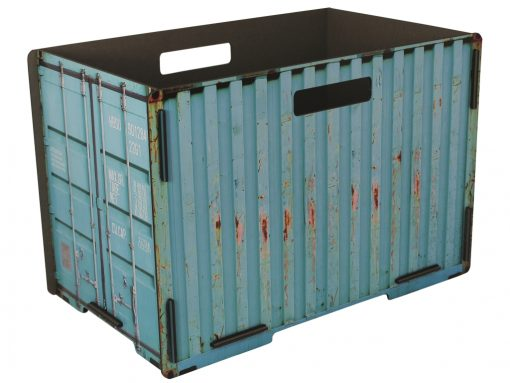 Universal box container