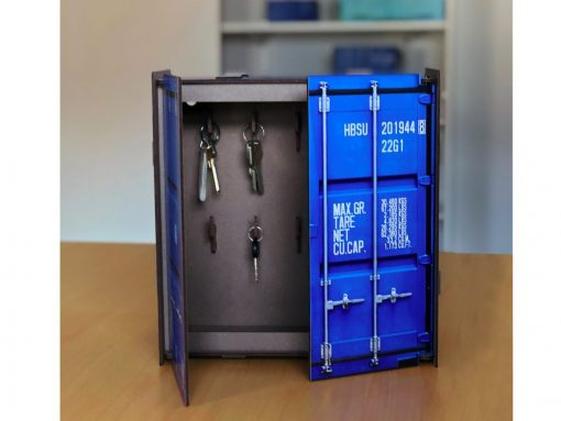 Key-box container
