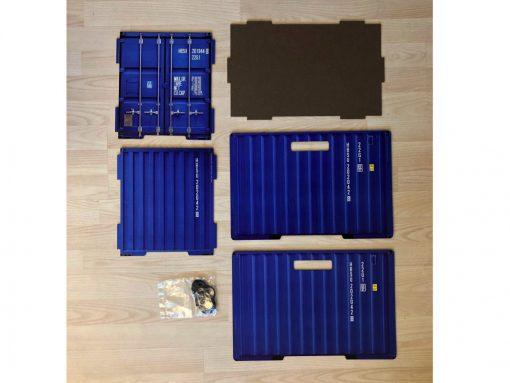 Universal boks container