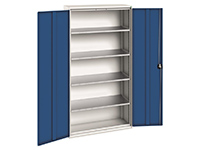 System Cabinet, 4 shelves, 1050 mm, Bott Verso+