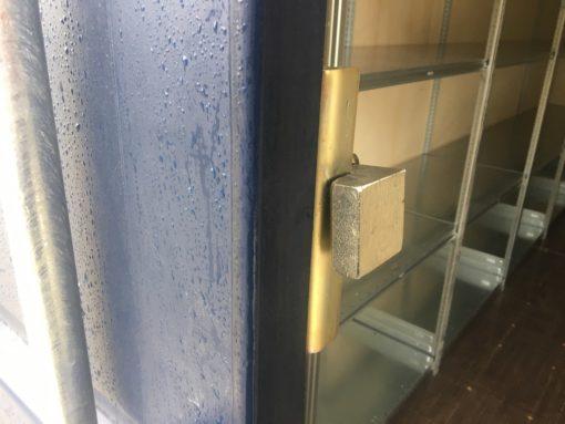 Mavako 3800I forsikringsgodkendt lås til container (8 ny)