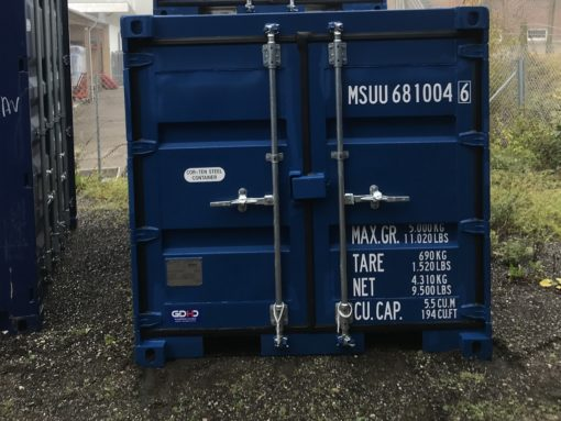 6' container