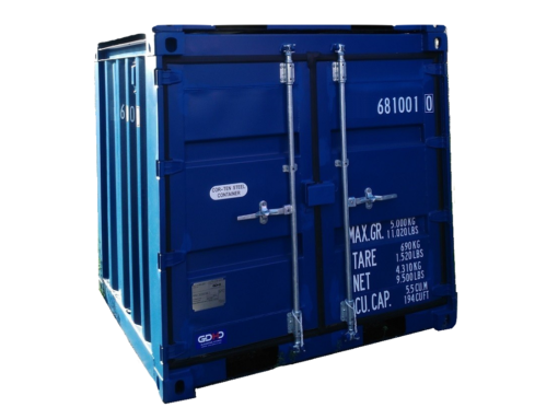 6' container 1 stk