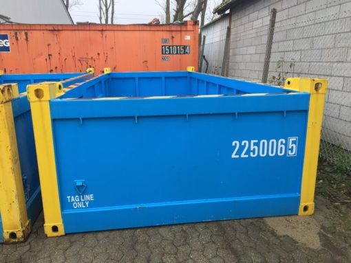 OFC22506 1 half height 20' offshore container 1 uden logo
