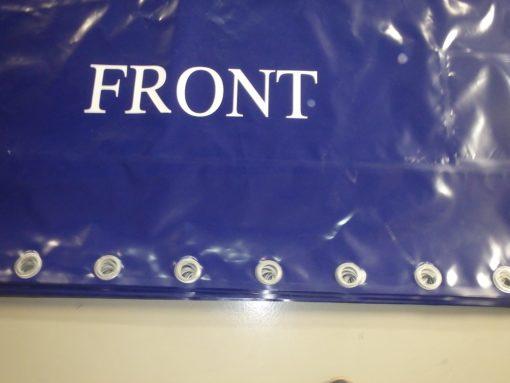 20' container tarpaulin