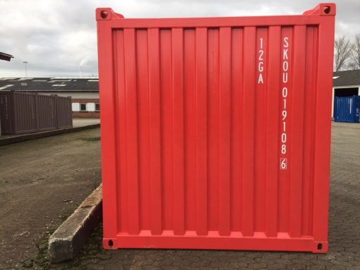 10' offshore container OFC19105 end