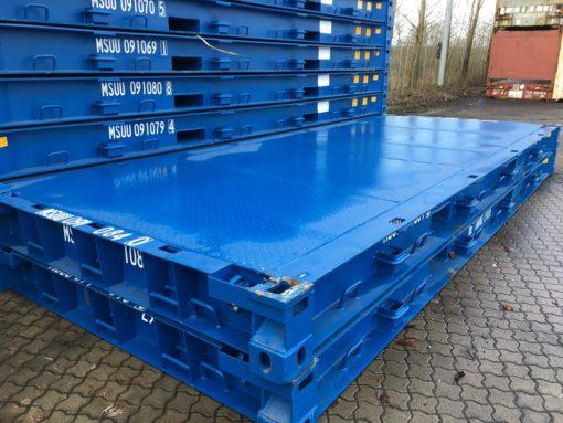 20 platform container