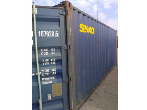 20_standard container, used, from stock (3,3)