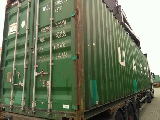 40_HC standard container, used (2)