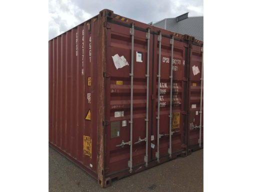 40_HC standard container, used (6,6)