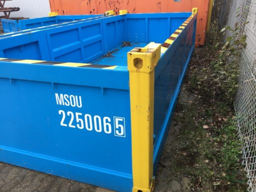 OFC22506 half height 20' offshore container 3