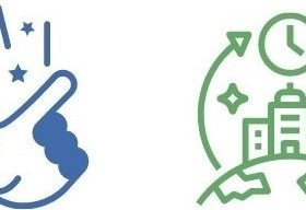 Brugbarhed og bæredgtihed til mobilvisning Ikoner uden tekst til jibflex