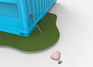 Portables - Container Anchor small