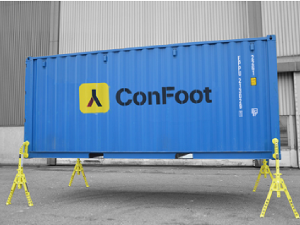 confoot cf container ben