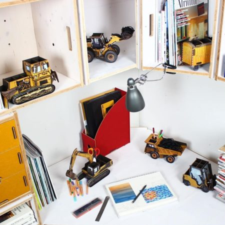 werkhaus kontor entreprenør maskiner